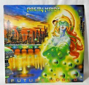 """PRETTY MAIDS """"Future World"""" 1987 (EPIC/BFE40713/PROMO/1st Press) EX/EX!!"""