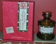 Crabtree & Evelyn Limited Edition Hungary Water Eau De Cologne~New in Box~3.4oz