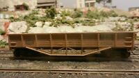 Train Miniature HO 40' Hart Convertible Gondola, Katy (MKT), Upgraded, Ex