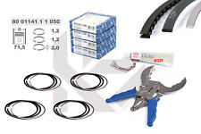 4x Piston Rings Repair Kit 800114111050+ 0 1/32in Skoda VW Audi Seat 1,2 TSI