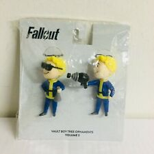 FALLOUT Tree Ornaments Figures Volume 3, 3 inch Figures Science & Energy Weapons