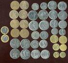 LOT de 20 pieces avant l'euro ( avec commémorative ) ( 1 )