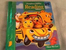 Houghton Mifflin Reading North Carolina: Student Edition Level 1.1 Here We Go...