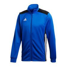 Adidas Regista 18 Chaqueta de Poliéster Negro Azul