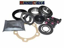 2381 Land Rover Defender Full Wheel Bearing Kit Front  Rear 94> 300 V8 TD5 TDCI