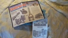 Vintage Coin Structure Castle Kit Clips and Some Pennies Educational Insights