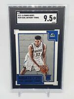 2015-16 Panini Hoops Karl-Anthony Towns #289 RC Rookie SGC 9.5 Comp PSA BGS