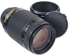 Nikon Af Ed 70-300mm 4-5.6 D + Capucha === como nuevo ===