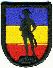 Us Army Patch: National Guard Schools