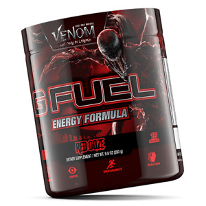 Gamma Labs G Fuel Red Ooze 40 Servings