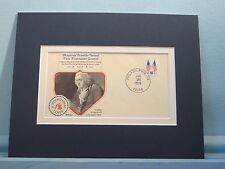 Ben Franklin - America's First Postmaster General & Commemorative Cover