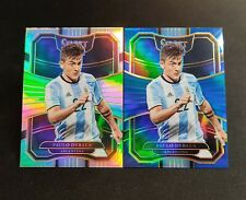 2017-18 Select Soccer Paulo Dybala #78 SILVER & BLUE - 2 Card Lot  📈 INVEST 📈