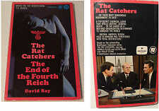 The Rat Catchers The End Of The Fourth Reich David Ray 1966 Based on TV Series