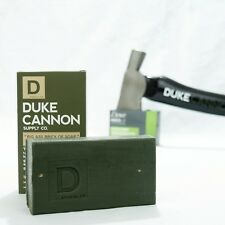 Duke Cannon Big Ass Brick Soap Shower Green Bar~3 Pack~Gift~Dad Groomsman