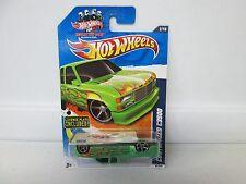 Hot Wheels 2011 Heat Fleet Customized C3500 MISPACK