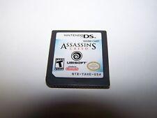 Assassin's Creed: Altaïr's Chronicles (Nintendo DS) Lite DSi XL 3DS 2DS Game