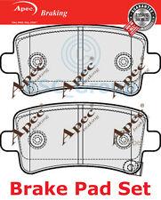Apec Rear Brake Pads Set OE Quality Replacement PAD1697