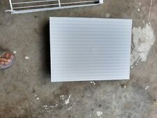 Ge Refrigerator Snack Deli Pan Cover Part # Wr32X1157