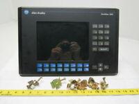 Allen Bradley 2711-K10C1 Ser. C Panelview 1000 Operator Interface Rev B FRN 4.10