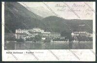 Brescia Gardone Riviera Fasano cartolina RB5062