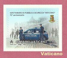 2020  Vaticano  ISPETTORATO DI PUBBLICA SICUREZZA VATICANO   Francobollo Singolo