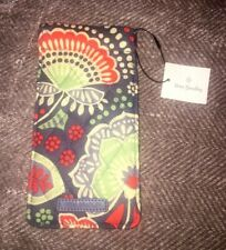 Vera Bradley Sun Glass Sleeve Eye Glasses Case Nomadic Floral NWT