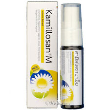 Kamillosan M Chamomile Anti Bacterial Inflammatory Tonsil Sore Throat Spray 15ml