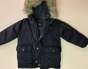 Toddler GAP Down Jacket (Black) SZ 2 Yrs