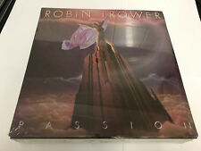 Robin Trower Passion LP Vinyl US Crescendo 1987 9 Track Unopened in Original