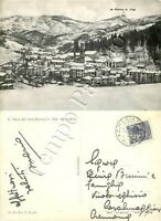 Cartolina di Santa Maria del Taro (Tornolo), panorama - Parma