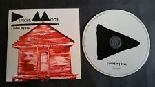 Depeche Mode Southe My Soul 6 Track Card Sleeve CD Delta Machine Dave Gahan
