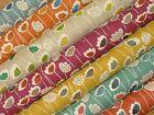Prestigious Textiles Clara Scandi Floral Curtain Upholstery Roman Blind Fabric