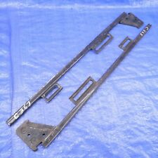 Window Channel Set 1949 Dodge Desoto Chrysler COACH Front Right & Left C367 C368