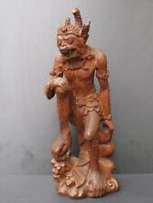Remarkable Figure Wood, Hanuman Mythology Bali, Indonesia