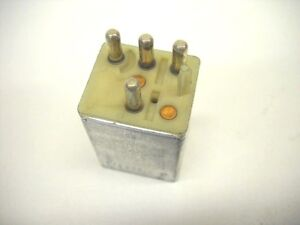 Feb 1985 Mercedes Benz 380 SE Relay Part