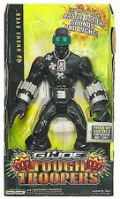 G.I. JOE Tough Troopers Collection_SNAKE EYES 11 inch figure with Sounds & Light