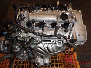 2009-2014 TOYOTA COROLLA 1.8L 4 CYLINDER VVTI ENGINE JDM 2ZR-FE
