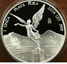 2018 1oz silver Libertad Proof ,DIRECT FROM THE TREASURE COAST
