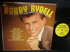 Starring Bobby Rydell and The Isley Bros. & Charlie Francis LP