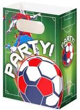 Children's Party Bags Boys Girls Football Pirate Owls Princess Superhero