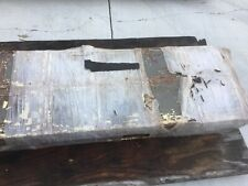 "1600 sq ft Antique Metal Tin Ceiling Tile 24""X48"" trim and 24""x96"" clean"