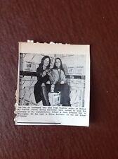 L1c Ephemera 1976 Picture Elains Bachelor Eileen O'connor