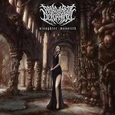 "ABHORRENT DEFORMITY ""Slaughter Monolith"" death metal CD"