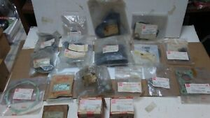 GM/Isuzu NOS Misc.Lot of parts--See list of Numbers in Descript 72-80 Chevy Luv.