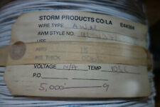 100 Ft 18 Awg 1930 Ul 1371 Silver Plated Teflon Wire 105 Deg C