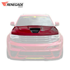 "Hood for Jeep Grand Cherokee WK2 SRT Trackhawk 2011-2020 ""Renegade"" Tyrannos V2"
