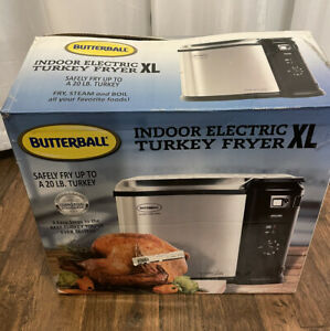 Butterball Electric Turkey Fryer XL Open Box