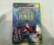 World Championship Poker (Xbox Original) Complete Brand New Sealed