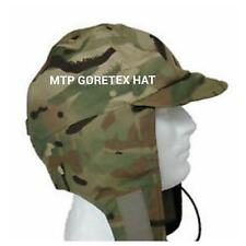 BRITISH ARMY MTP GORETEX HAT - USED GOOD CONDITION - SIZE LARGE - FREE POSTAGE