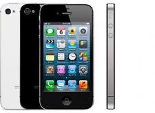 "Apple Iphone 4s 16GB - 3.5"" LCD - Schwarz - Weiss - Smartphone w. Neu"